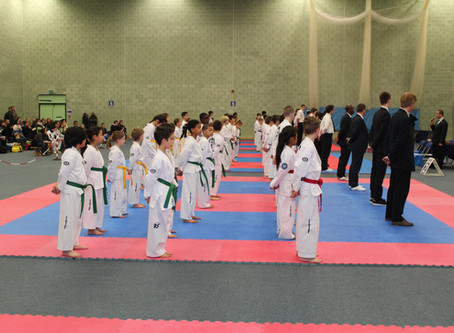 Impact Open TKD Competition