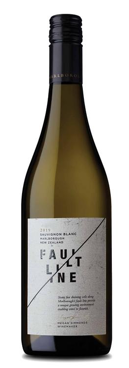 Fault Line Sauvignon Blanc 2019 [Marlborough, New Zealand]