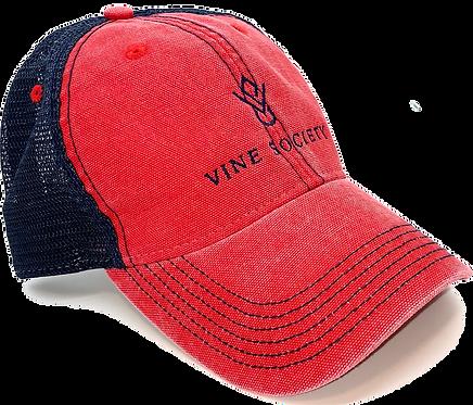 Vine Society Vintage Caps