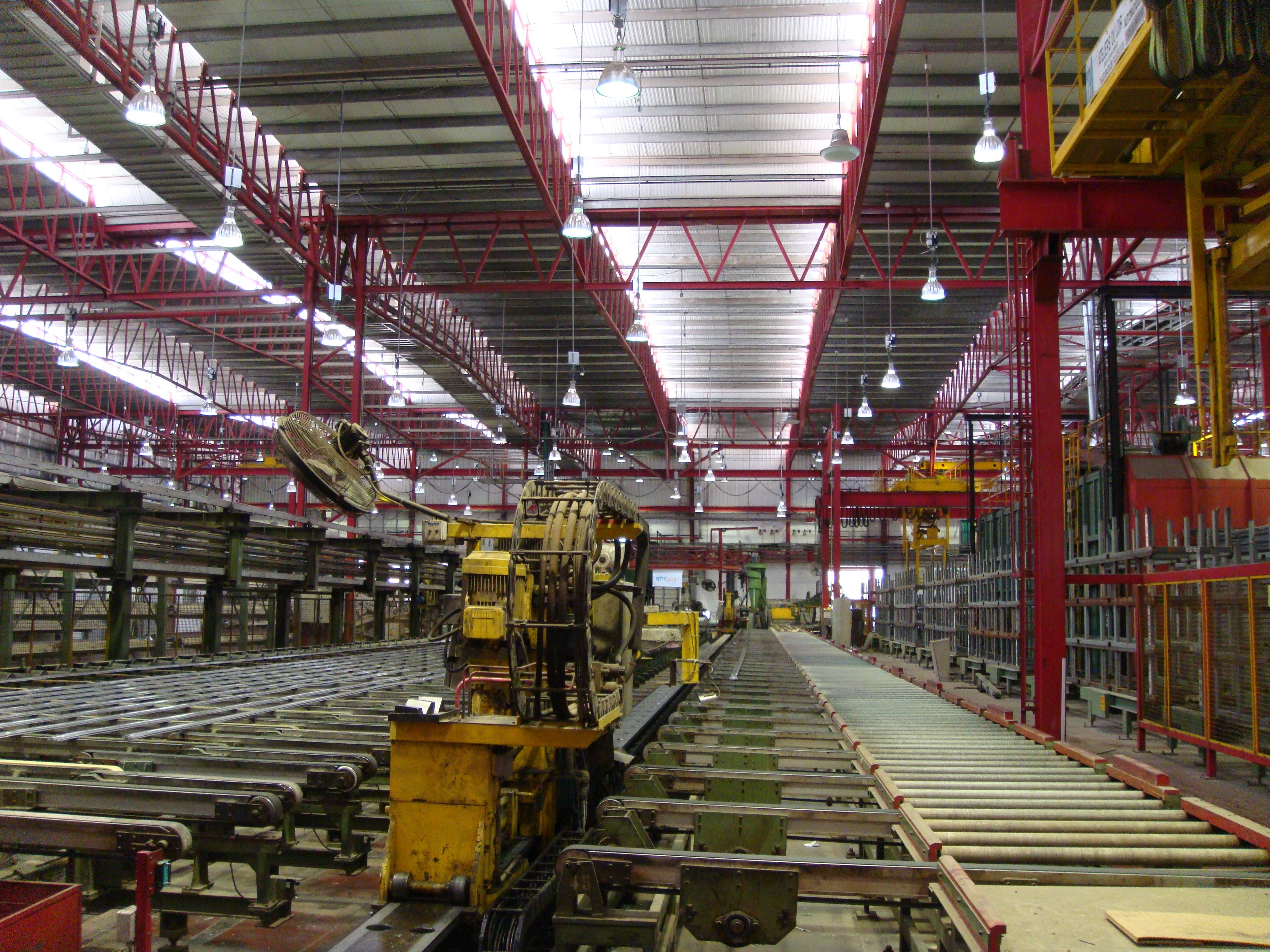 מפעל לייצור אלומיניום בישראל