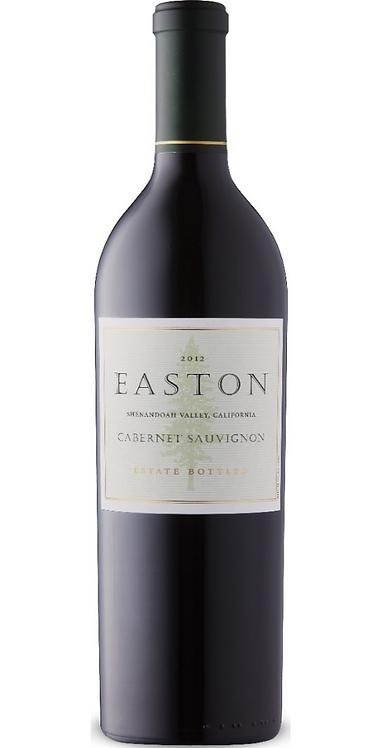 Easton Estate Bottled Cabernet 2012 [Shenandoah Valley]