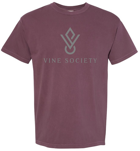 Men's Vine Society Logo T Shirt