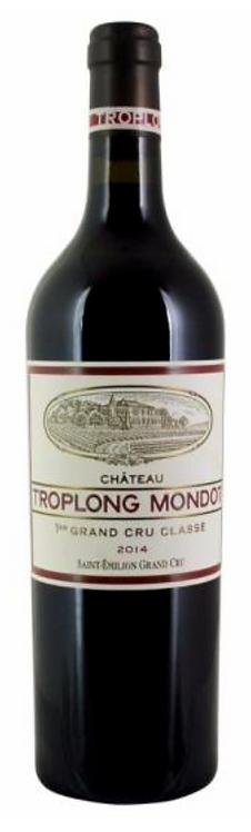 Troplong-Mondot Bordeaux , 1er Grand Cru Classe (2014)