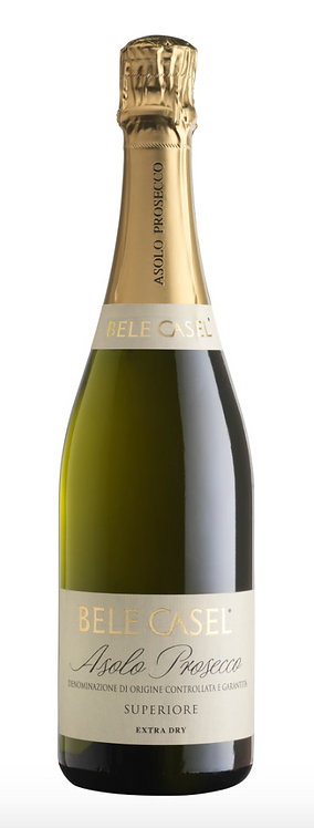 Bele Casel Asolo Prosecco Extra Dry