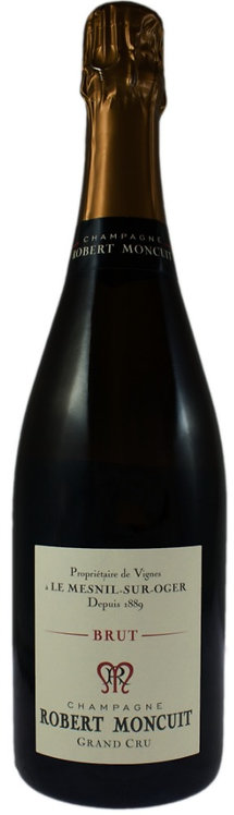Champagne Robert Moncuit, Brut Blanc de Blancs (NV)