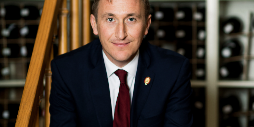 Grapes to Glass Master Class with Max Kast, Master Sommelier