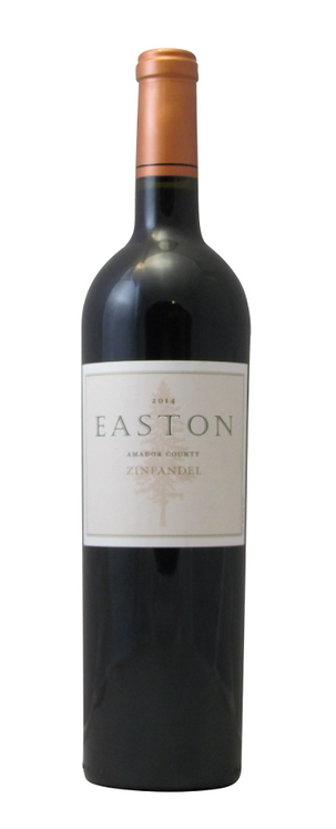 Easton Zinfandel 2015 [Amador County, CA]