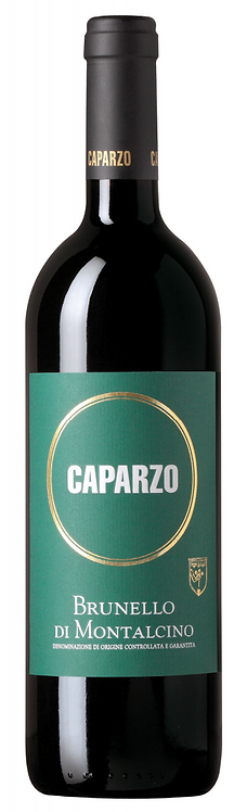 Caparzo, Brunello di Montalcino 2015 [Montalcino, Italy]