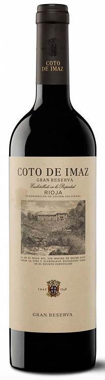 Coto de Imaz, Gran Reserva 2012 [Rioja, Spain]