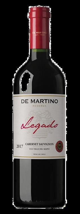 De Martino Legado Cabernet Sauvignon 2016 [Maipo Valley, Chile]