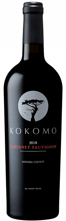 Kokomo Wines, Cabernet Sauvignon 2018 [Sonoma County]