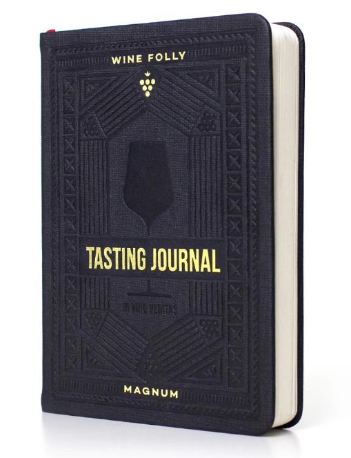 Wine Journal by Wine Folly