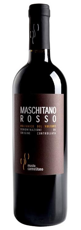 Musto Carmelitano, Aglianico [Mascito, Italy] 2016