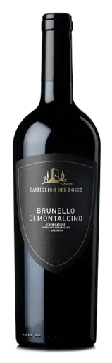 Castiglion Del Bosco Brunello Di Montalcino 2015 [Montalcino, Italy]