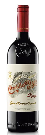 Marques de Murrieta, Castillo Ygay Gran Reserva Especial 2009 [Rioja, Spain]