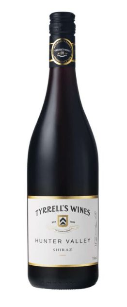 Tyrells Shiraz 2017 [Hunters Valley, Australia]