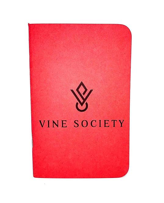 Pocket Size Wine Tasting Booklet