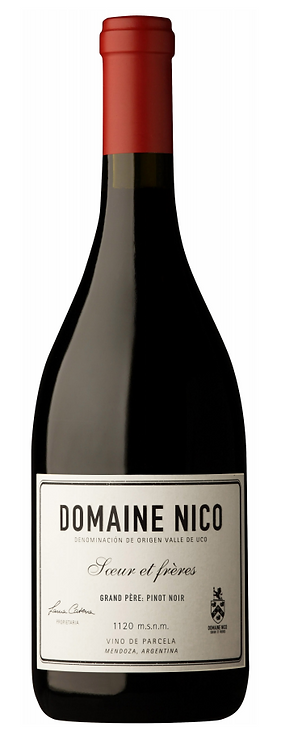 Domaine Nico Grand Père 2017 [Uco Valley, Argentina]