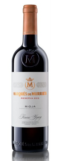 Marques de Murrieta Reserva 2015 [Rioja, Spain]