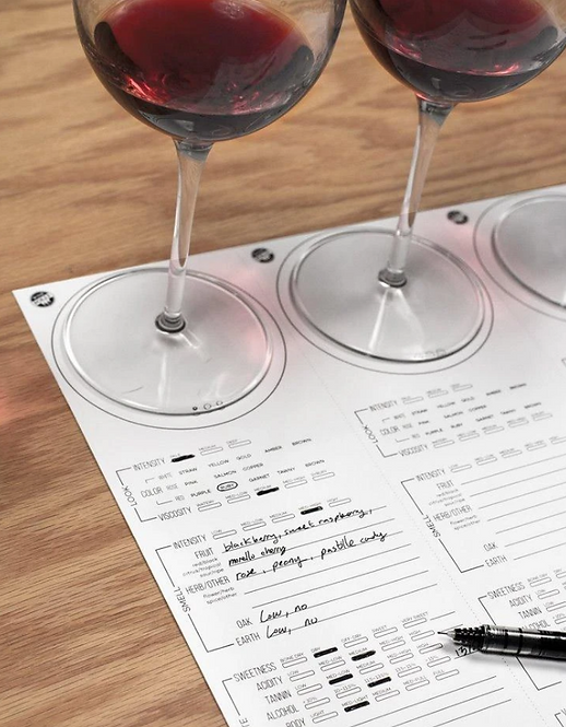 Wine Tasting Placemats by Wine Folly (20)