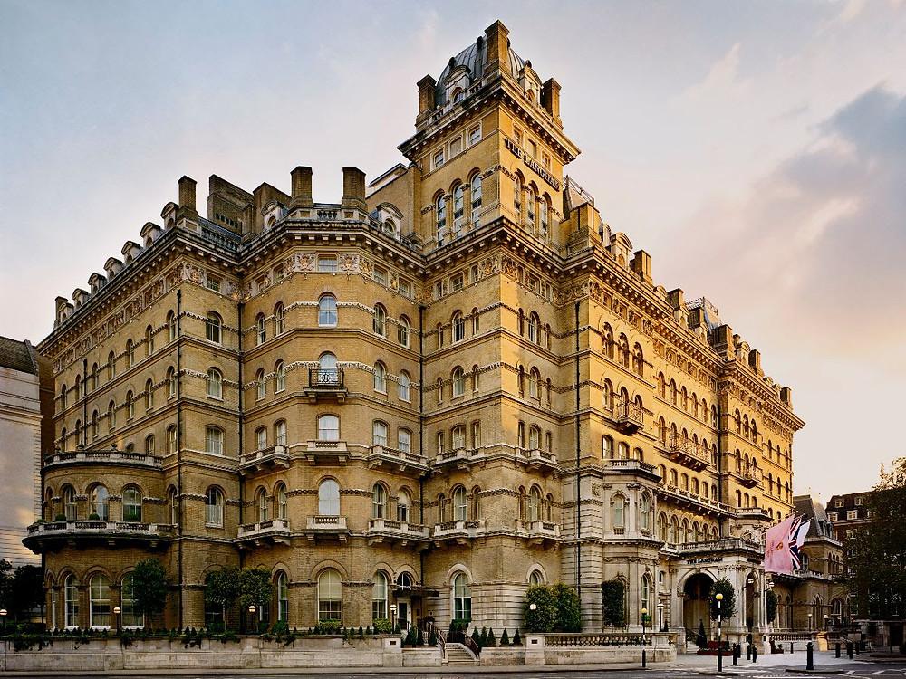 The Langham Hotel