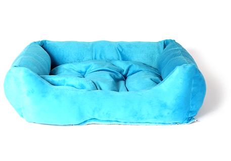 Blue Dog Bed 3