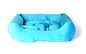 Blue Dog Bed 3