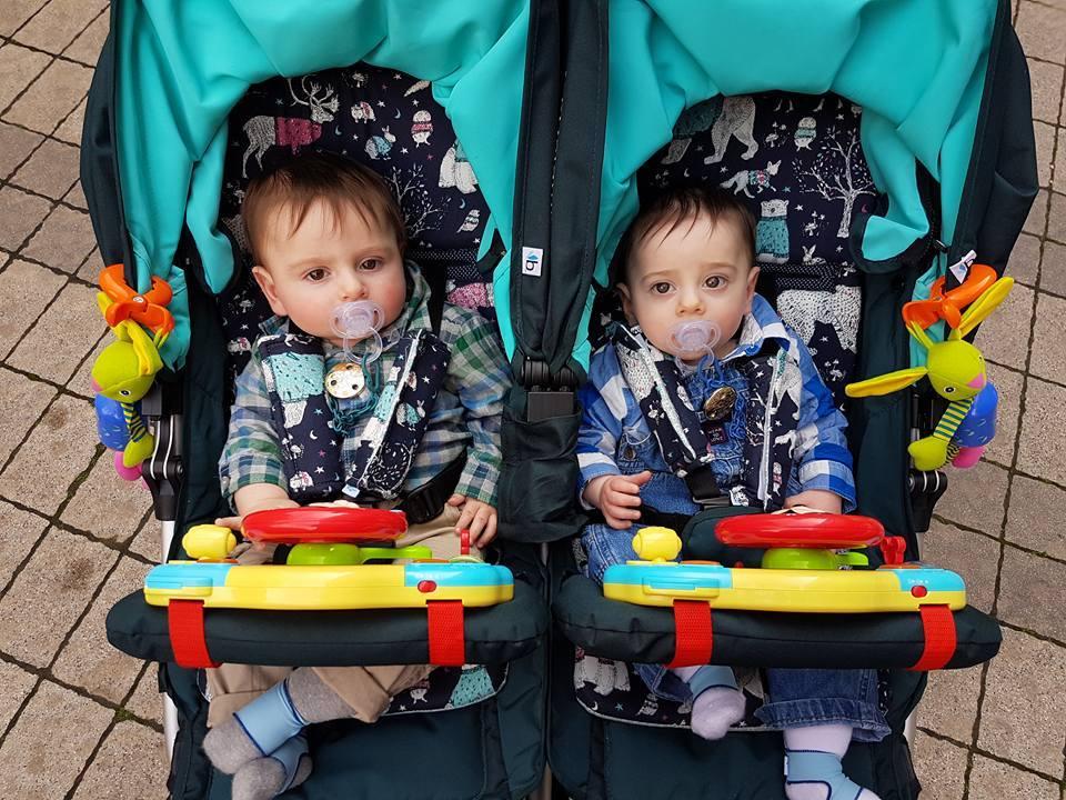 במבלרייד תאומים