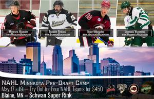 NAHL Minnesota Pre-Draft Camp