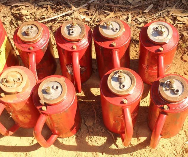 wildland firefighting equipment drip torches