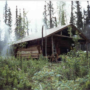 Cabin protection sprinklers Mucha L. AK