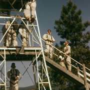 Training Tower at Cave Junction, OR