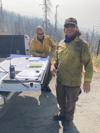wildland firefighter operations supervisors