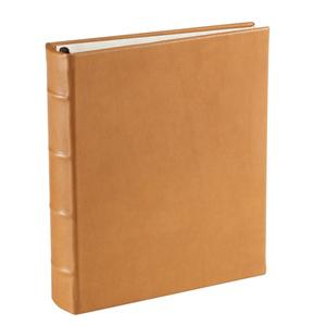 Medium Bound Album Traditional Leather