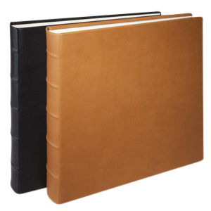 Large Bound Album Traditional Leather