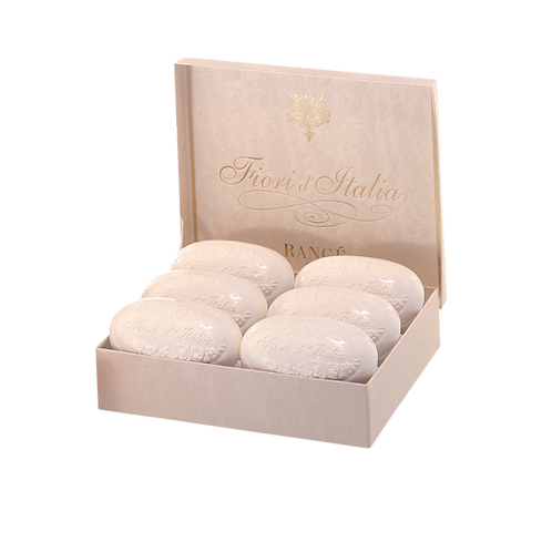 Rancé Box Soap Set Fior di Italia