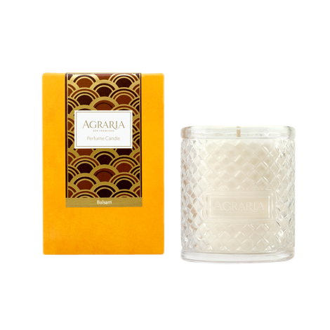 Agraria Crystal Candle 7oz. Balsam