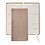 "Thumbnail: 2019 Graphic Image 6"" Pocket Datebook Rose Gold Metallic Leather"