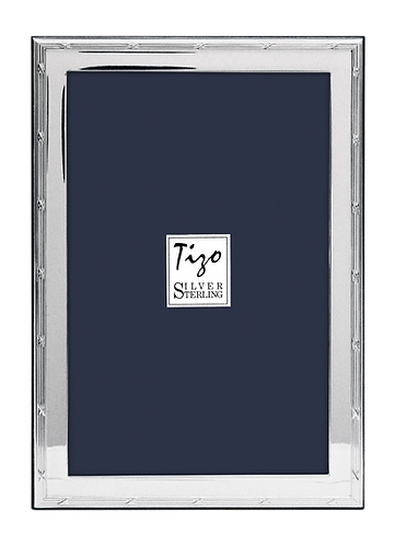 Tizo 925 Sterling Silver Frame Traditional