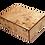 Thumbnail: Tizo Natural Burl Wood Box
