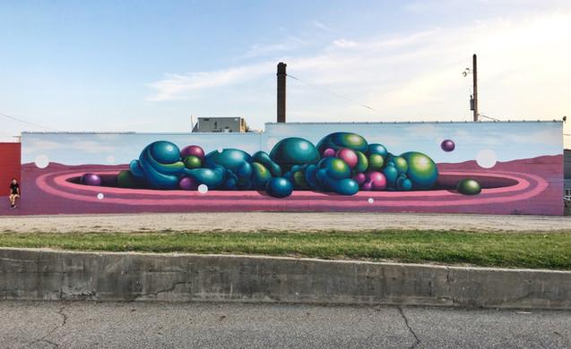 Below the Stacks 2019, Lansing, MI