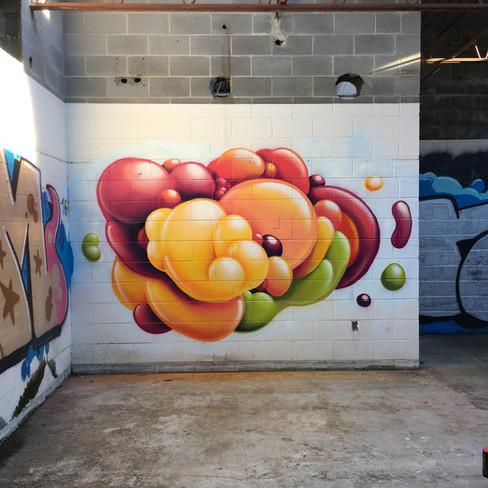Fruity freestyle, Richmond, VA, 2018