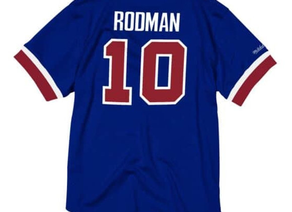$49.99 Name And Number Mesh Top Detroit Pistons 1989-90 Dennis Rodman