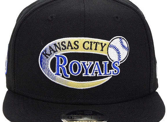 Kansas City Royals Swoop 9FIFTY Snapback Cap
