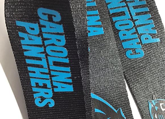 NFL Carolina Panthers lanyard Key Chain