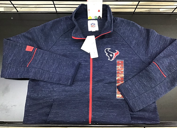 $39.99 NFL Houston Texans Zip Down Fleece jacket