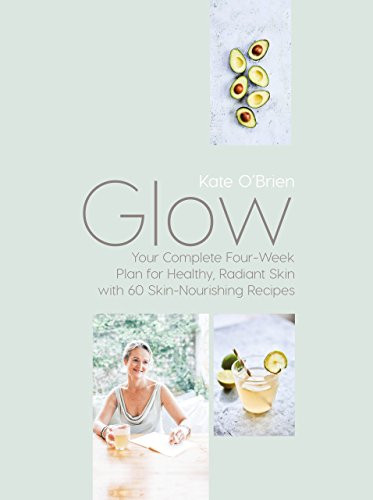 Kate O'Brien's front cover of her new book, Glow, featuring Rosalena