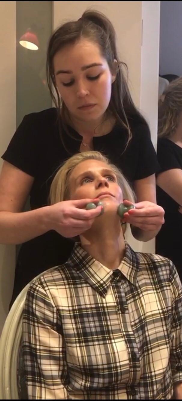 Lift, Tone & Sculpt your Face with Rosalena's Magic Mushroom Facial Tools