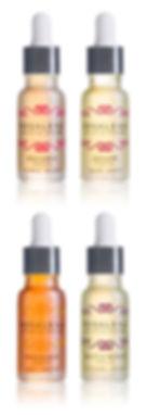 Rosalena Bio-Active Skincare Face Oils Rock & Rose
