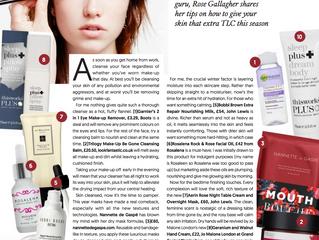 Rosalena in Style Magazine